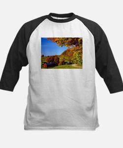 Country Glory in the Fall Baseball Jersey