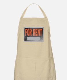 For Rent BBQ Apron