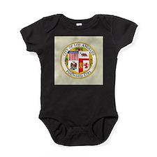 Los Angeles Seal Baby Bodysuit