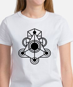 Original Illustration inspired by Crop Circles T-S