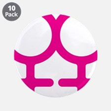 "Lesbian 3.5"" Button (10 pack)"