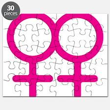 Lesbian Puzzle