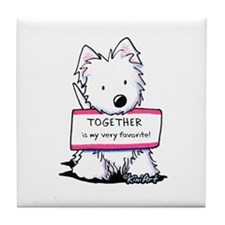 Vital Signs: TOGETHER Tile Coaster
