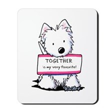 Vital Signs: TOGETHER Mousepad