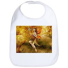 Fall Fairy Bib