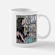 Angry King Neptune Mug