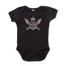 Delaware Emblem Baby Bodysuit