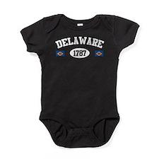 Delaware 1787 Baby Bodysuit
