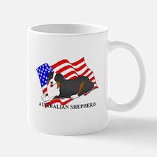 Australian Shepherd Dog USA Mug