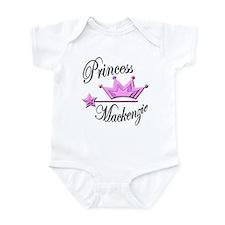 Princess Mackenzie Infant Bodysuit