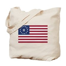 Flag of the Second American Revolution Tote Bag