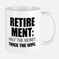 Half the Money Mug