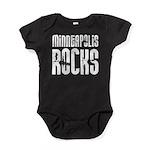 Minneapolis Rocks Baby Bodysuit