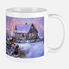 Country Christmas Mug