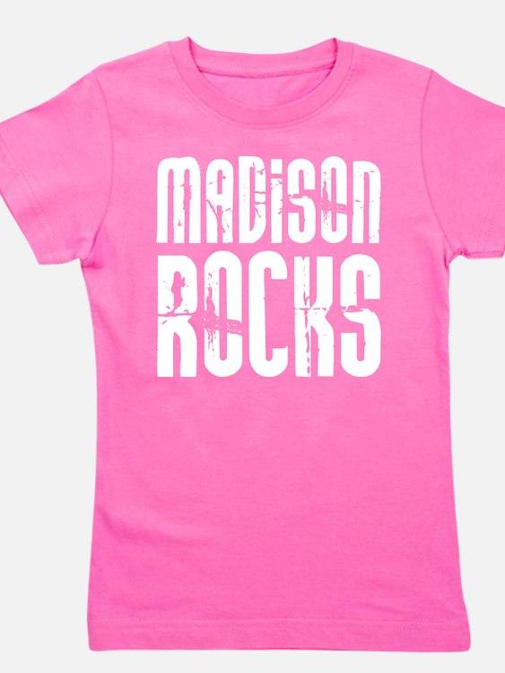 Madison Rocks Girl's Tee