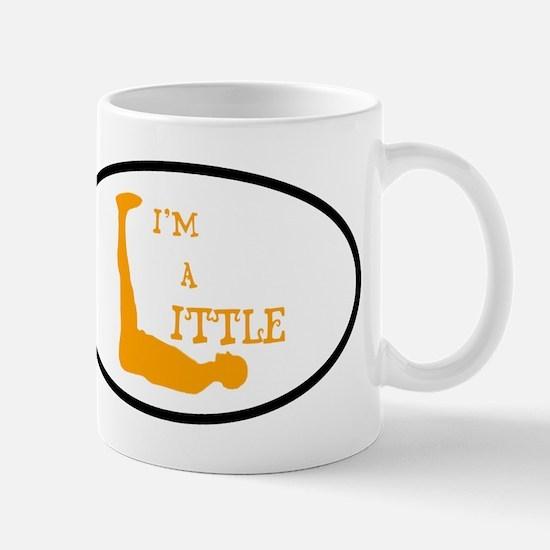 I'm a Little Tony Kornheiser Sticker Mug