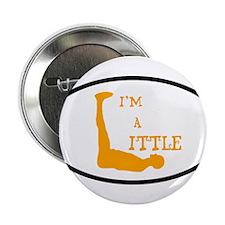 """I'm a Little Tony Kornheiser Sticker 2.25"""" Button"""