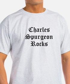 Charles Spurgeon Rocks T-Shirt