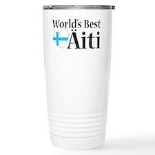 Cute Aiti Travel Mug