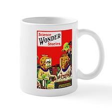 Science Wonder Stories scifi vintage Mug