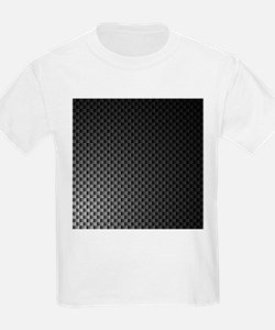 Carbon Fiber Pattern - T-Shirt