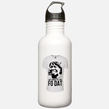 Ain't Nobody Got Time For Dat! Water Bottle