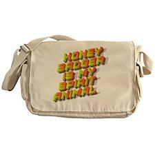 My Golden Retriever Walks All Over Me Bucket Bag