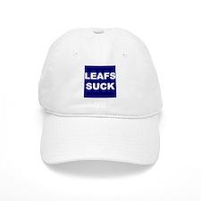 Leafs Suck Baseball Cap
