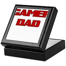 GAMER DAD Keepsake Box