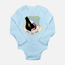 412th TW Long Sleeve Infant Bodysuit