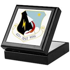 412th TW Keepsake Box