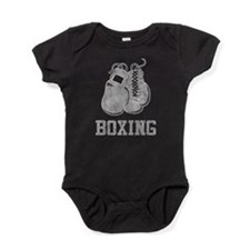 Vintage Boxing Baby Bodysuit