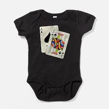 Blackjack Baby Bodysuit
