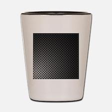 Carbon Fiber Pattern - Shot Glass