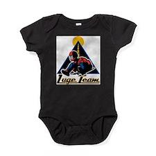 Luge Baby Bodysuit
