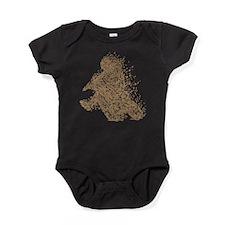Dirt Bike Baby Bodysuit