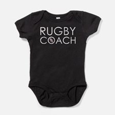 Rugby Coach Baby Bodysuit
