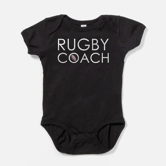 Rugby Coach Baby Bodysuit