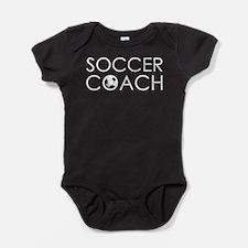 Soccer Coach Baby Bodysuit