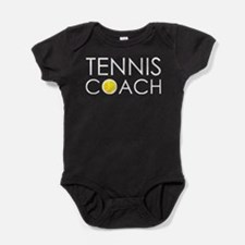 Tennis Coach Baby Bodysuit