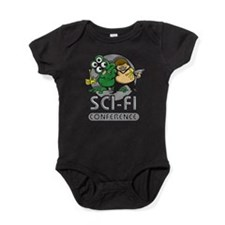 Sci Fi Conference Baby Bodysuit