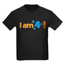 I am 4! T-Shirt