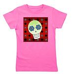 Skull Girl's Tee