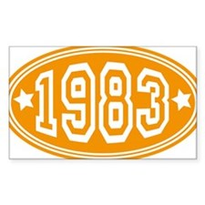 1983 Decal