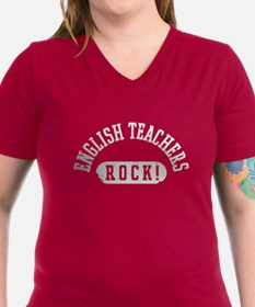 English Teachers Rock T-Shirt