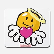 heart offering Mousepad