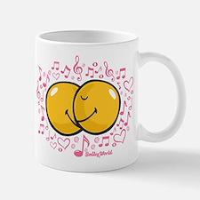 music and love Mug