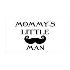 Mommys little man Wall Decal