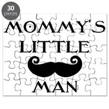 Mommys little man Puzzle