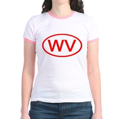 WV Oval - West Virginia T